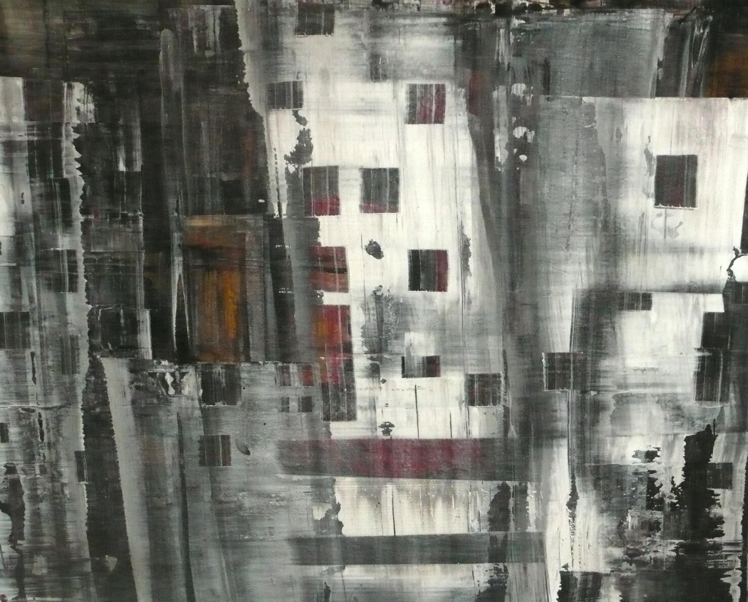 Profondeur l90xh8o g rard perrotin artiste peintre - Peinture effet profondeur ...