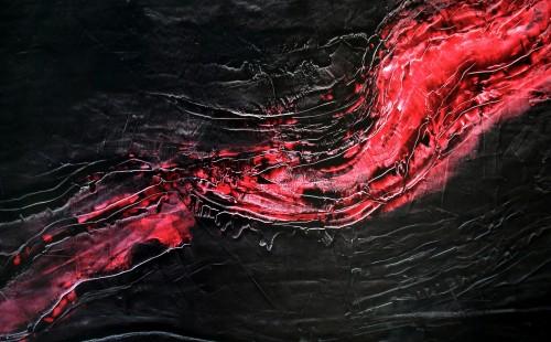 Danse de lave - L120xH75