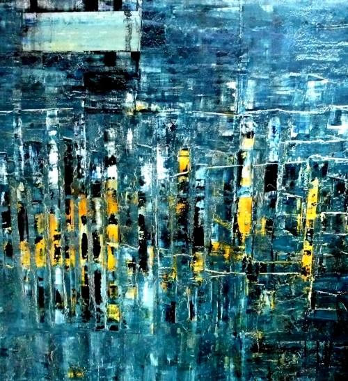 perrotin-peintures-Espace libre-L80xH90
