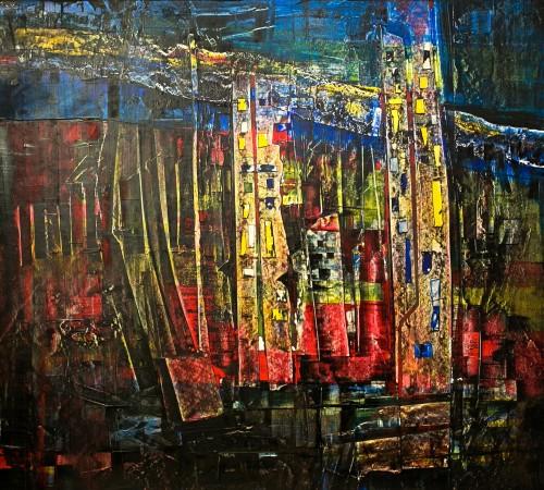 perrotin-peintures-Le souffle du sheenook-L85xH95