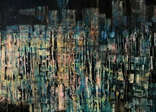 perrotin-peintures-Rêve d'albâtre-L110xH80