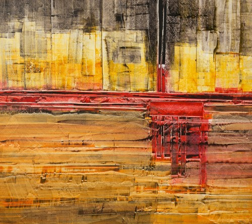 perrotin-peintures-Reflet d'usine-L95xH85